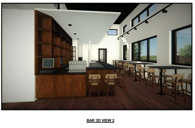 Kurzman Architecture Italian Pizza Kitchen Roselle