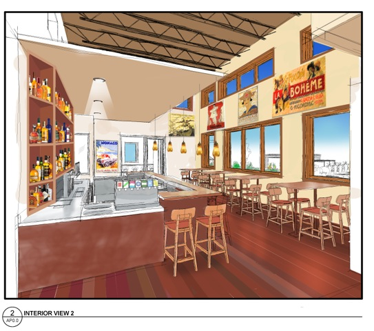 Kurzman Architecture : Italian Pizza Kitchen Roselle